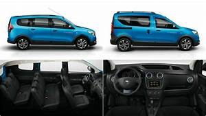 Dacia Lodgy 7 Places Stepway : dacia lodgy stepway and dokker stepway pricing announced autoevolution ~ Medecine-chirurgie-esthetiques.com Avis de Voitures