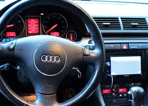 Audi A4 B6 Interior Parts