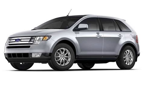 ford crossover 2007 new ford edge crossover suv will possibly be delayed suv