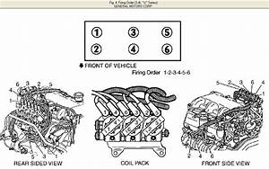 What Is The Firing Order A Pontiac3400 Sfi V6 And Engine