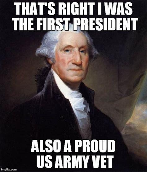 George Meme - george washington meme imgflip