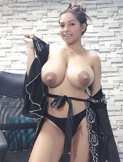 Latina Big Tits Dark Areolas Shesfreaky
