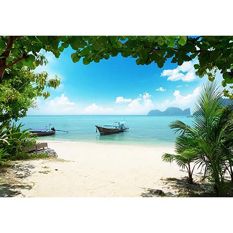 dm158 phi phi island wall mural by ideal decor