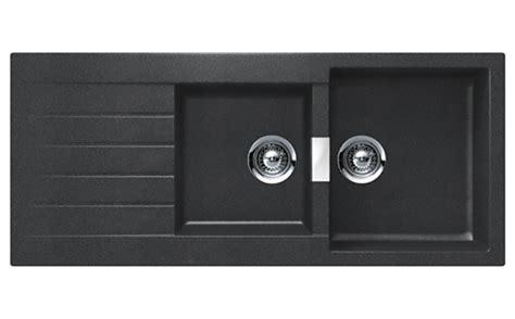 tradelink kitchen sinks german made kitchen sinks in black and grey nanogranite 2891