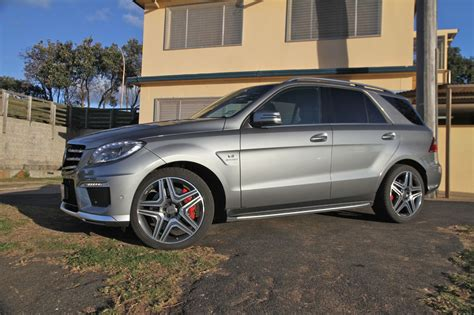 Mercedes-benz Ml63 Amg Review