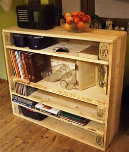 Pallet Bed And Storage Ideas