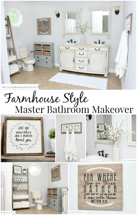 small bathroom towel storage ideas farmhouse style bathroom makeover of family home