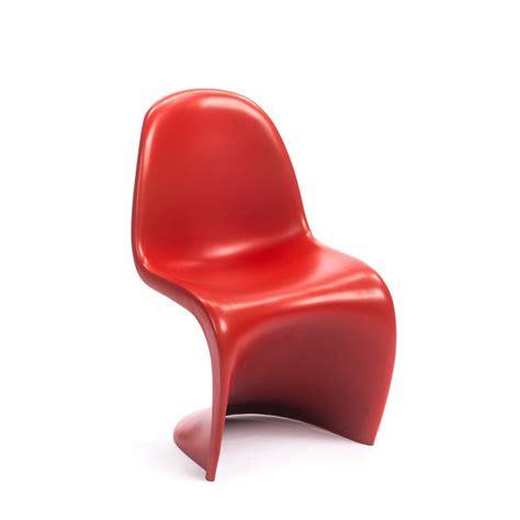 chaises panton panton chair prunelle