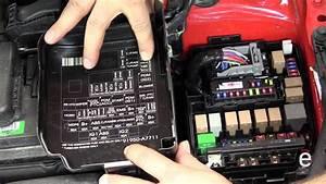 Fusible Demarreur 207 : comment changer un fusible dans une voiture youtube ~ Gottalentnigeria.com Avis de Voitures