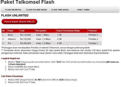 aneka info telkomsel flash