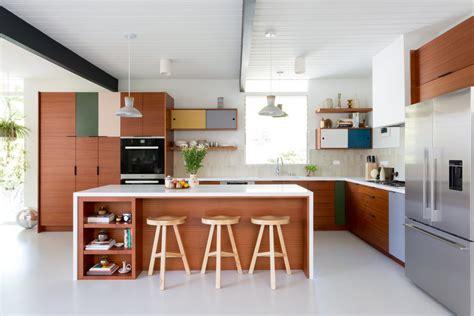 mid century modern kitchen cabinets midcentury modern stunner kitchen remodel veneer designs 9163