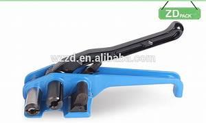 Manual Cord Strapping Tool Composite Strap Fiber Cord