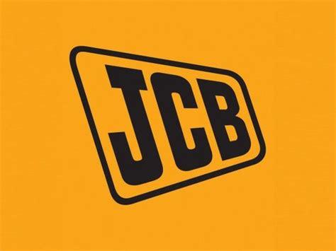 jcb logo  wallpaper backhoelogo excavators