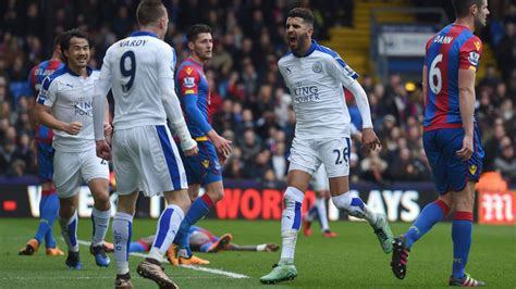 Crystal Palace vs Leicester City Live Stream Information ...