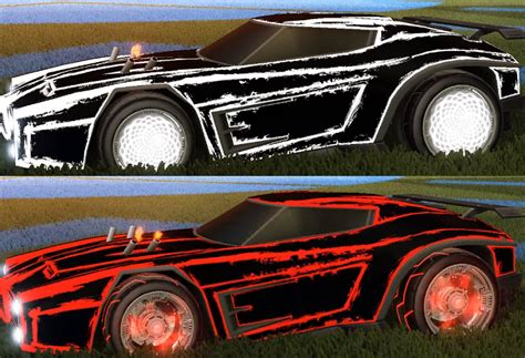 rocket league free customize colors how to get a jhzer s