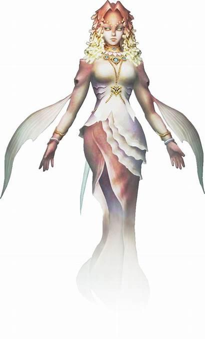 Rutela Queen Zelda Twilight Princess Zora Legend