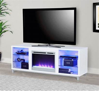 Fireplace Stand Tv 70 Lumina Ameriwood Inch