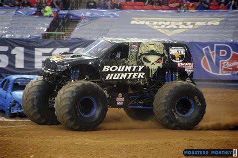 monster truck show atlanta ga bounty hunter monster truck bing images