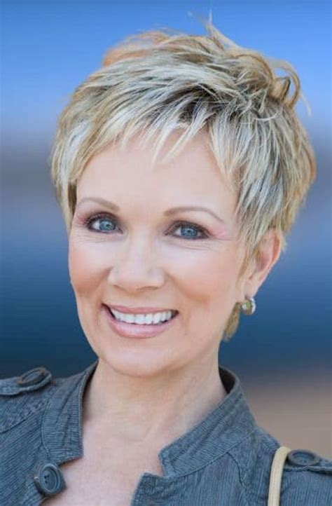 Feb 13, 2021 · a woman doesn't stop being a woman with age: 25 Best Short Hairstyles for Women in 2021-2022