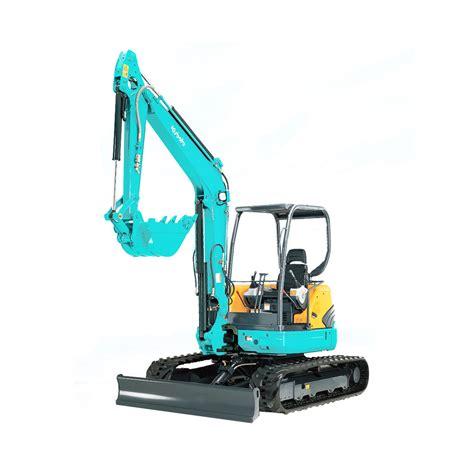 mini series kubota mini excavator