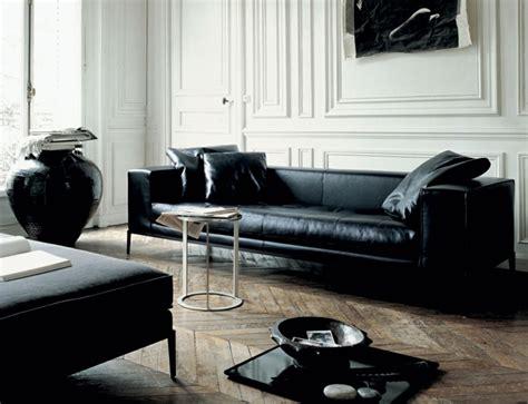 canapé d angle arrondi cuir le canapé quel type de canapé choisir pour le salon