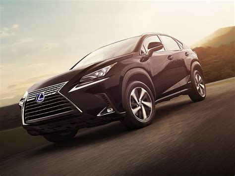 2019 Lexus Nx  Luxury Crossover  Features Lexuscom