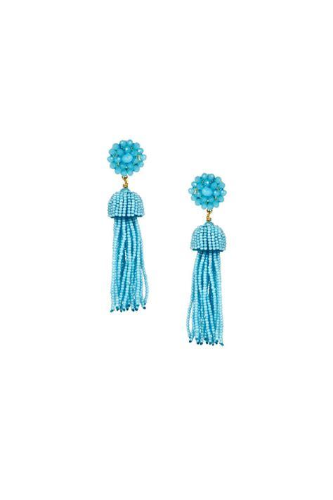 Lisi Lerch Aqua Tassel Earrings From Dallas By Gemma. Kothari Jewellery. Dark Blue Jewellery. Quilling Jewellery. Sentimental Jewellery. Marquise Jewellery. Piece Jewellery. English Royal Jewellery. Blouse Jewellery