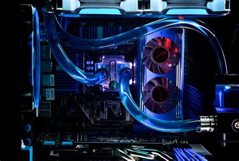 Best Liquid Cpu Cooler The 8 Best Liquid Cpu Coolers Of 2018 Fabathome