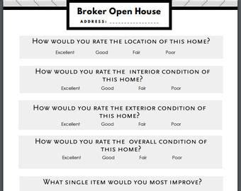 red package set   forms buyer contact open house