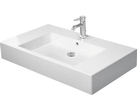 Duravit Möbelwaschtisch Vero 85 Cm Weiß 0329850000 Bei