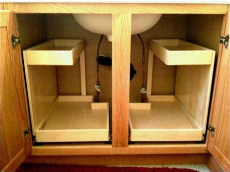 full size  kitchen pantry  sink pull  storage