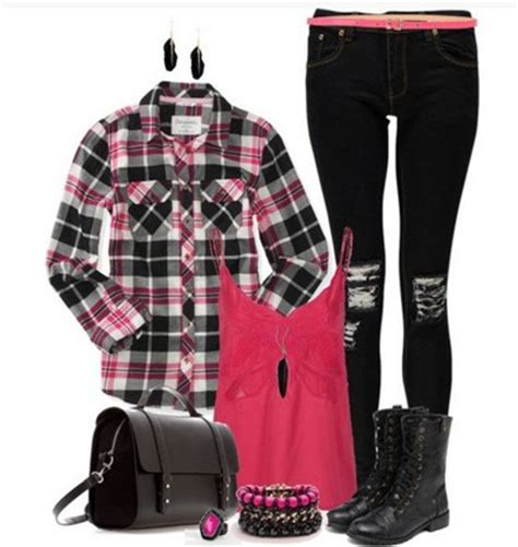 A Classic Collection of Plaid Outfit Ideas for Women 2014 - Pretty Designs