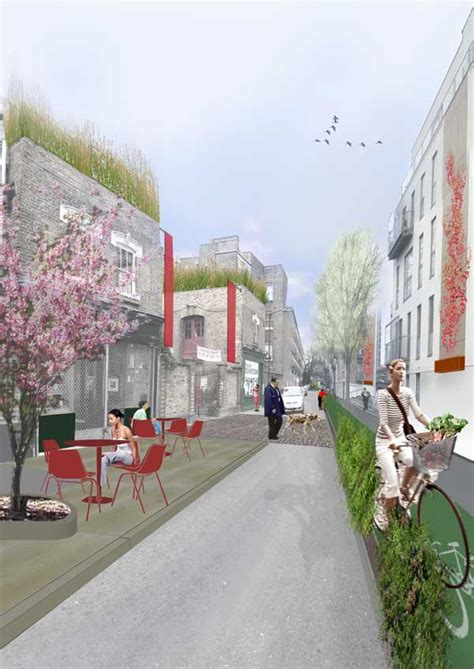 amelia street public realm design competition  architect