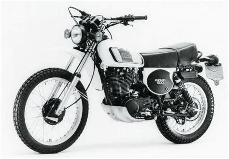 xt500 1977 yamaha community