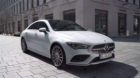 digital lifestyle mercedes cla coupe video