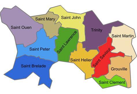 parishes van jersey wikipedia