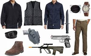 The Governor Costume | DIY Guides for Cosplay & Halloween