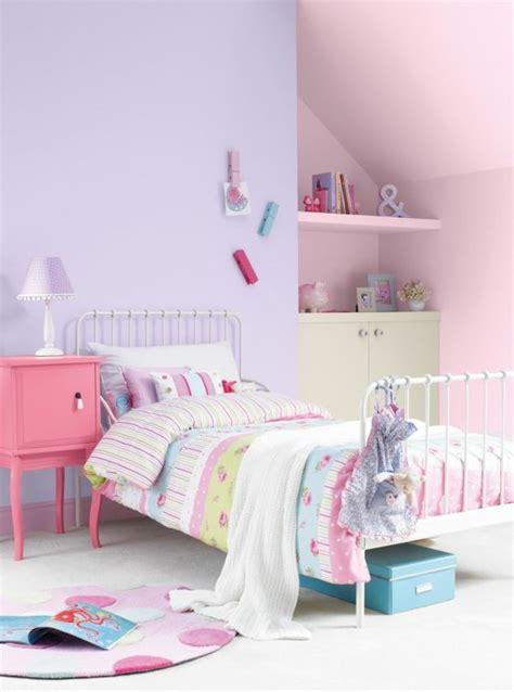 Kinderzimmer Mädchen Rosa Lila by Farbideen F 252 R Kinderzimmer Coole Kinderzimmergestaltung