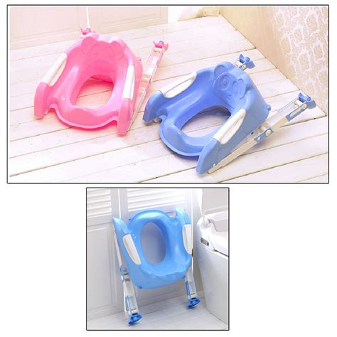 Frog Potty Seat With Step Ladder by Baby Toddler Toilet Potty Seat 2 Step Ladder