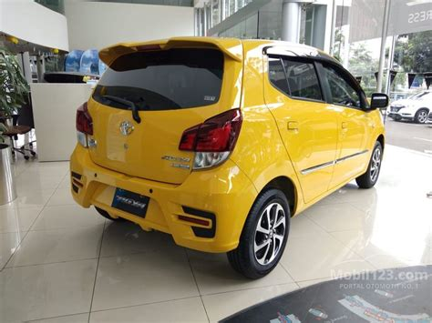 Toyota Agya 2019 by Jual Mobil Toyota Agya 2019 Trd 1 2 Di Dki Jakarta