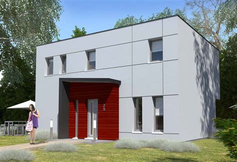 Plan De Maison 5 Chambres Modèle Résidence Picarde 29