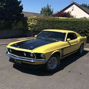 1969 Ford mustang boss 302 4-speed fastback ultra rare For Sale | Car And Classic