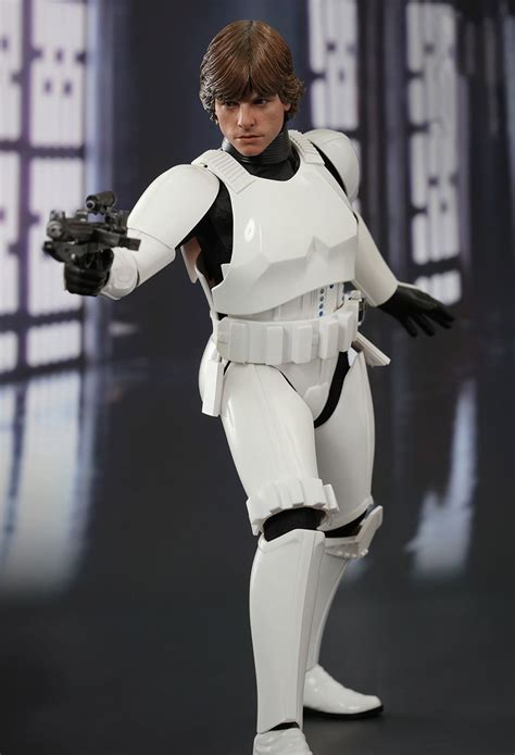 tiefighters luke skywalker stormtrooper collectible