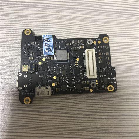 original dji phantom  pro gimbal camera power board tested  drone accessories kits