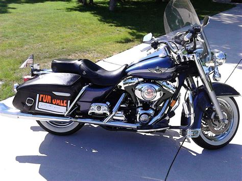 2003 Harley Davidson Road King by 2003 Harley Davidson Flhr Road King Pics Specs And