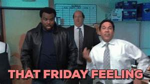 The Office Friday GIF - Find & Share on GIPHY