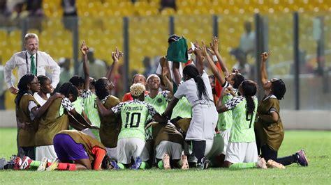 Fifa Women World Cup France News Nigeria Hold