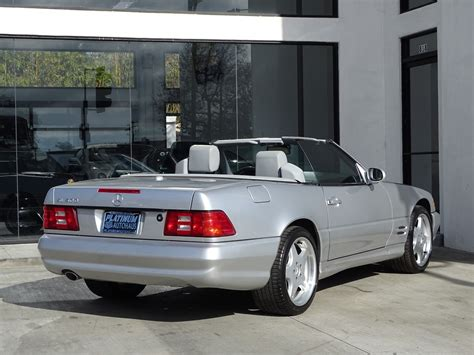 Information and discussion on the r230 sl65 amg black series and registry for all owners. 2002 Mercedes-Benz SL-Class SL 500 *** AMG SPORT PACKAGE *** Stock # 6357 for sale near Redondo ...