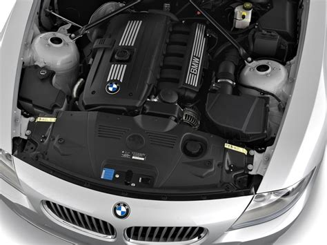 2008 Bmw Z4-series 2-door Coupe 3.0si Engine, Size