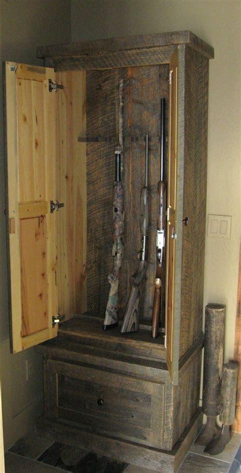 diy gun cabinet plans 25 best ideas about gun cabinets on gun